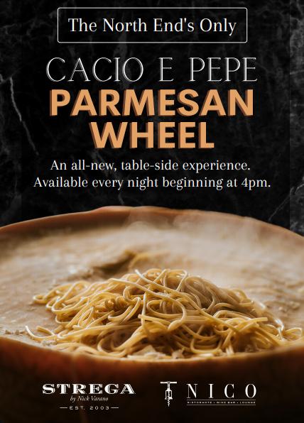 popup cheese wheel