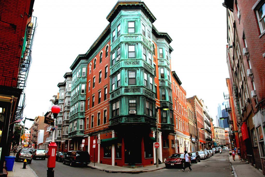 North End Boston, MA